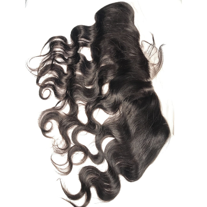 10A Swiss Lace Body Wave-Lace Frontal-HOT