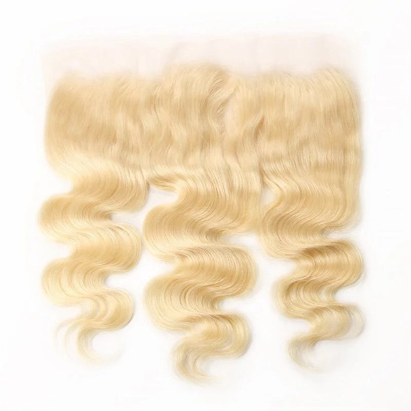 Lace Frontal Top Quality 613 Body Wave