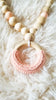 Teething Necklace with Ring