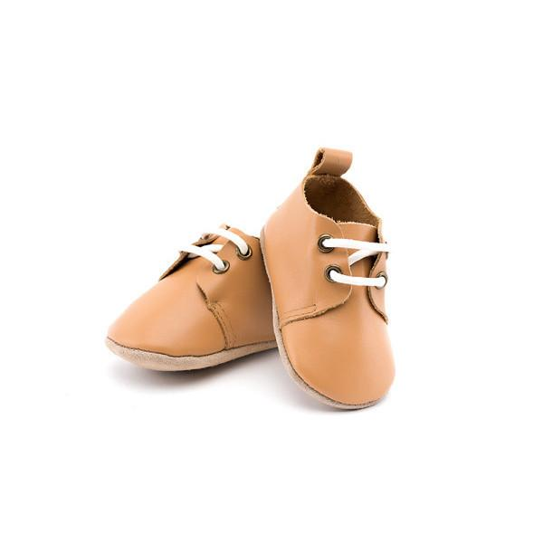 Classic Brown-Baby Soft Sole