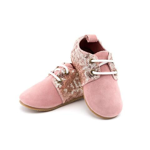 Pippa Toddler Hard Sole Shoe
