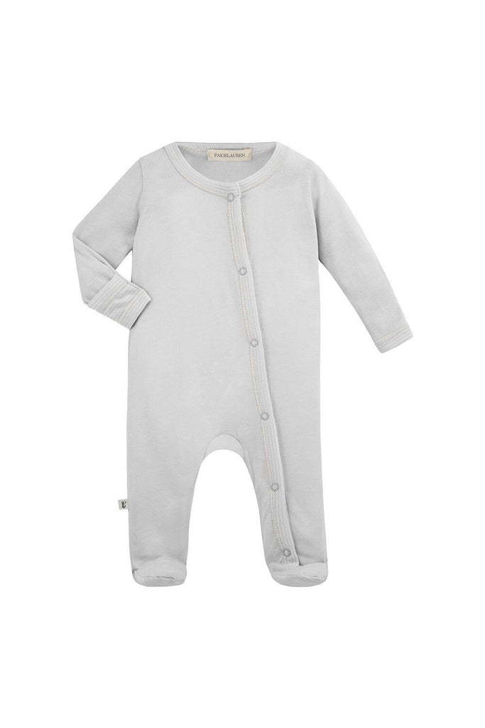 Baby Romper with Footie Classic Layette