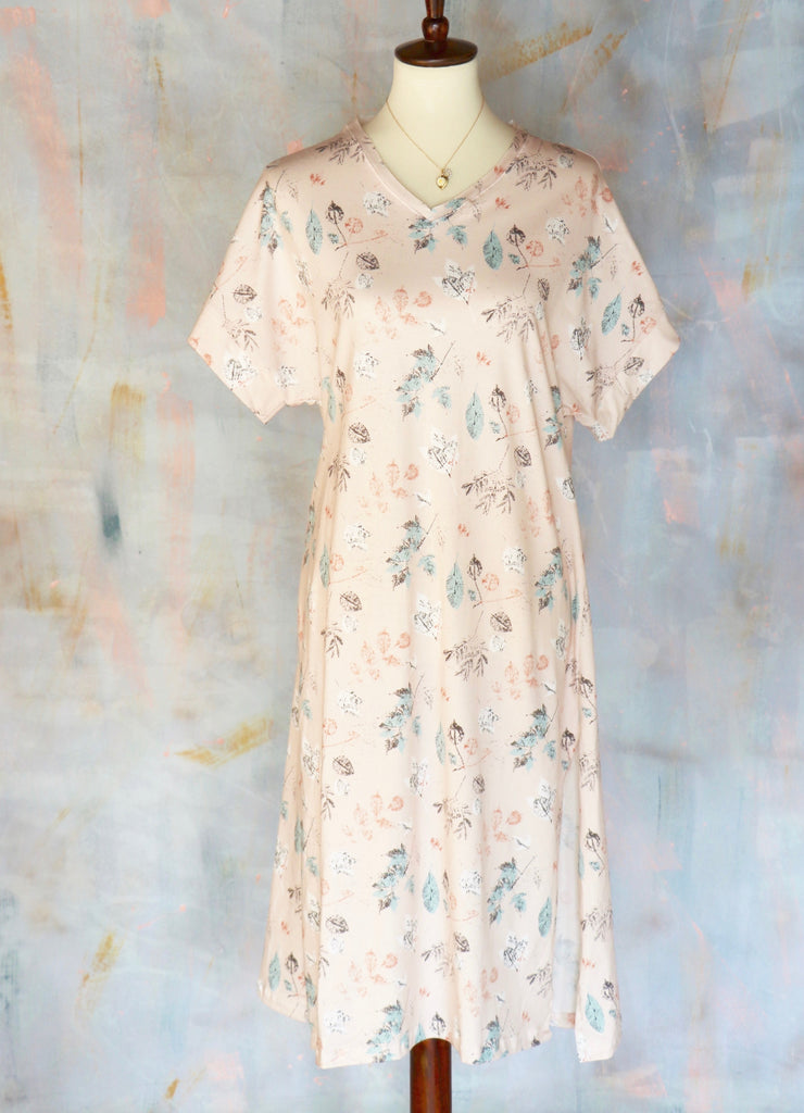 Shandon Dress in Fall Print