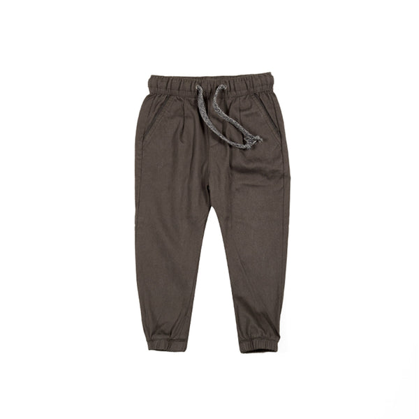 Beau Pant in Charcoal