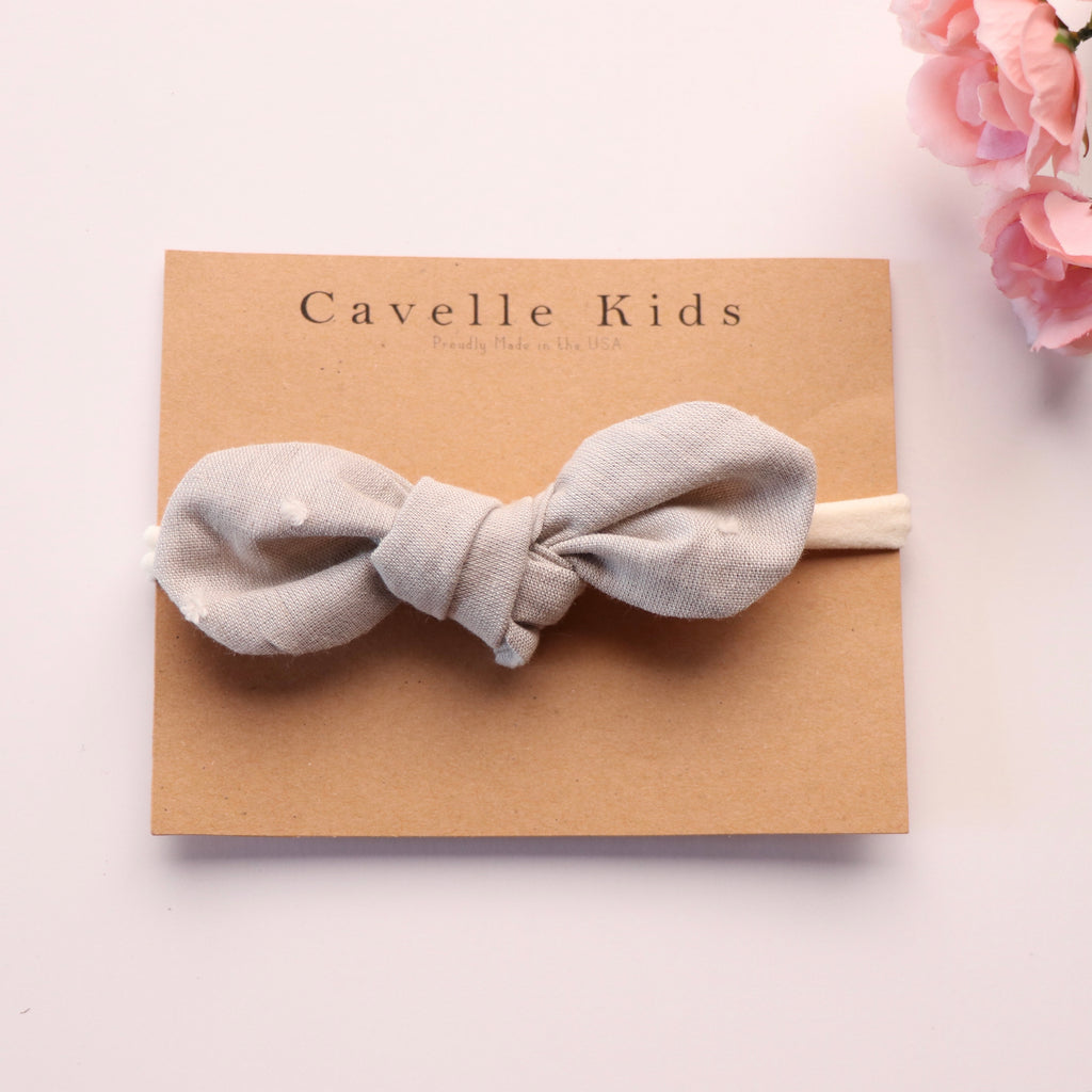 Headband Fabric Knot