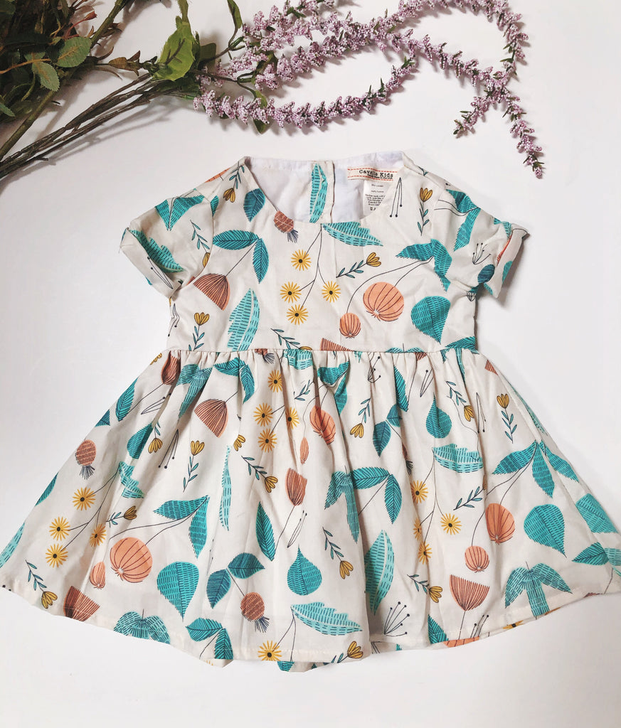Emmy Dress in Floral ~ Baby