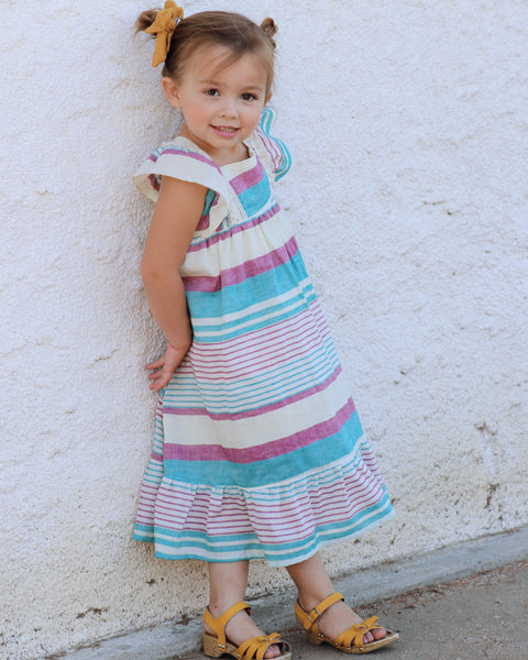 Kinsley in Baja Stripe