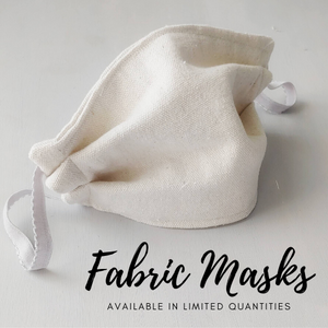 cotton fabric mask