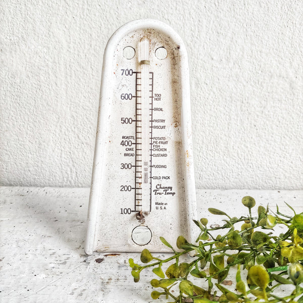 Vintage Kitchen Thermometer