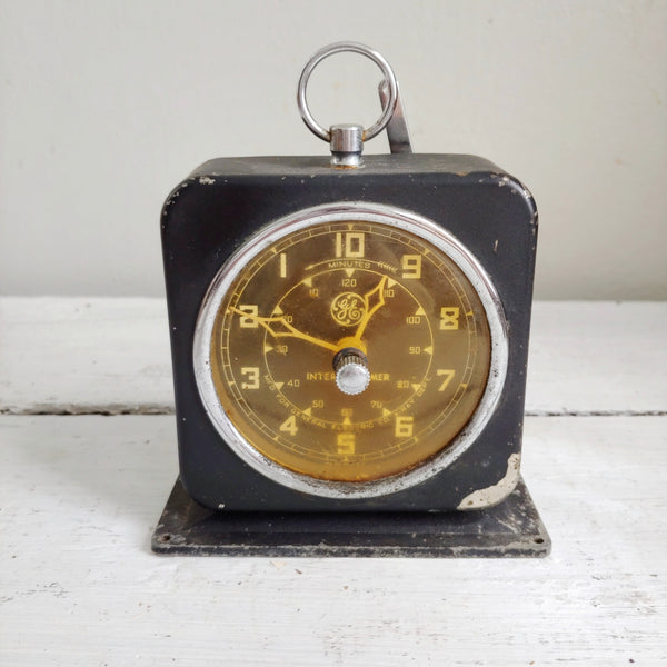 Vintage X-Ray Timer