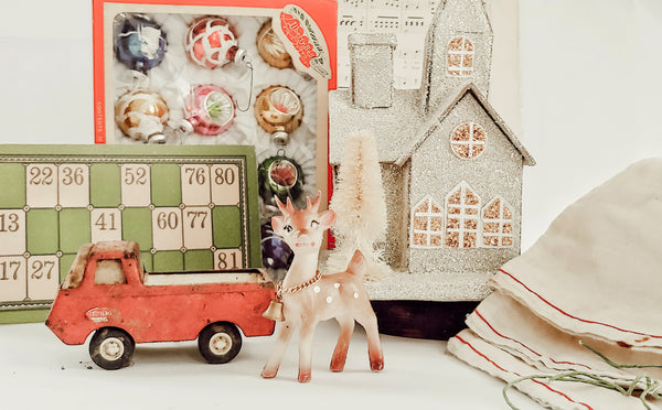 Vintage Christmas Box - Limited Edition