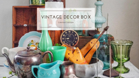 Vintage Decor Box - Limited Edition