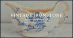 Vintage Ironstone GIFT Box - 3 Month Subscription