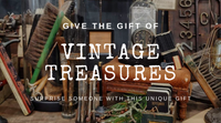 Vintage Treasures GIFT Box