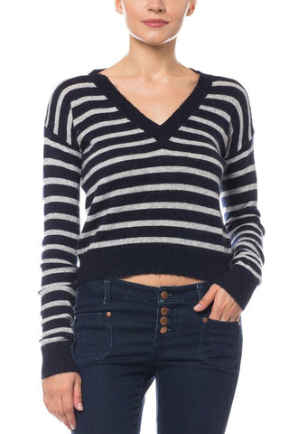 CHANDLER CROP SWEATER