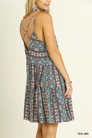 CROSS BACK SUNDRESS