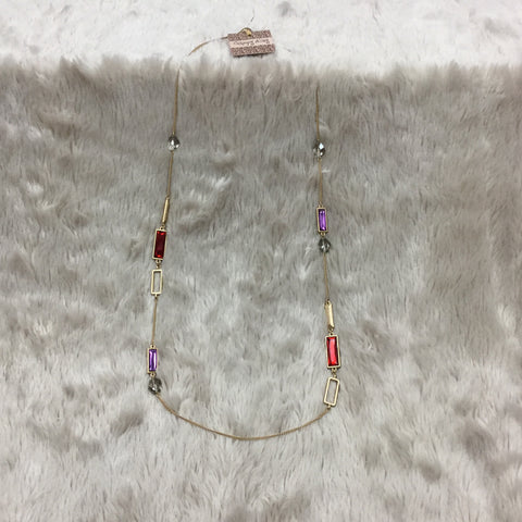FESTIVE JEWEL NECKLACE