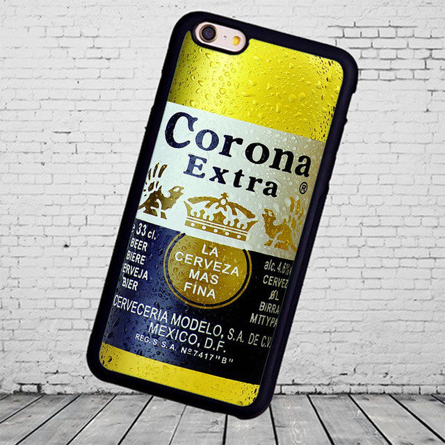 Corona Beer Can Cases for iPhone 7, 7 Plus, 6, 6S, 6 Plus, 6S Plus, 5SE, 5, 5S
