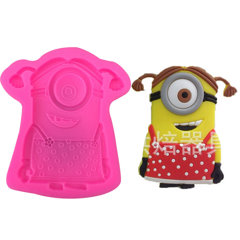 Cartoon Character Mould