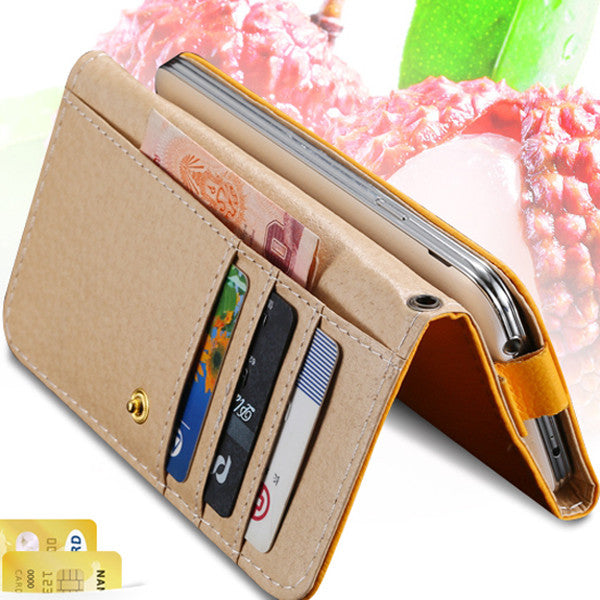 Leather Mini Phone Bag Case For iPhone 7 6 6s 4S 5S