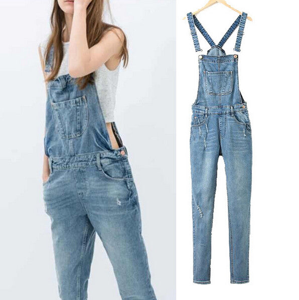New Denim Jumpsuits