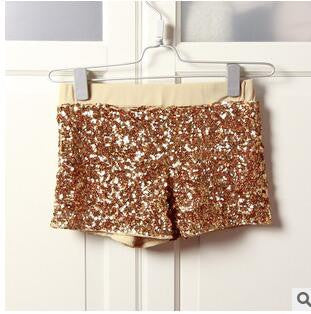 Sequins Booty Shorts