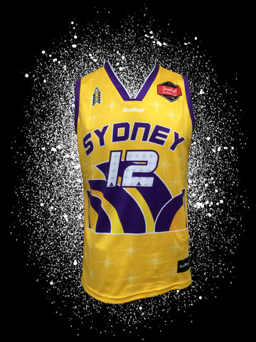 Ball Up Sydney Professor Jersey