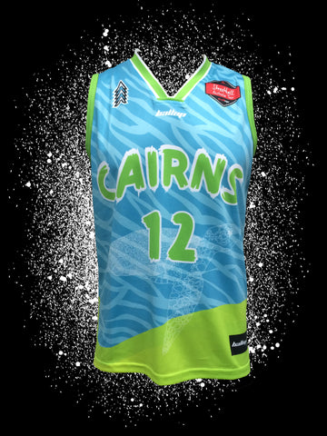 Ball Up Cairns Professor Jersey