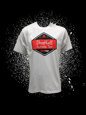 White Ball Up T-shirt