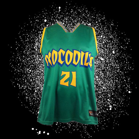"Crocodiles Sublimated Jersey<br> <B><font color=""red"">OFF THE SHELF</font></B>"