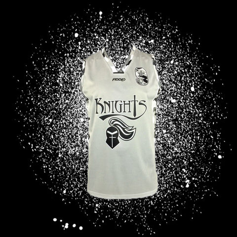 "Knights Sublimated Jersey<br> <B><font color=""red"">OFF THE SHELF</font></B>"