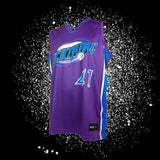 "Lightning Sublimated Jersey <br> <B><font color=""red"">OFF THE SHELF</font></B>"