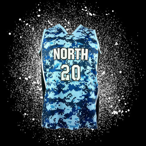"North Sublimated Jersey<br> <B><font color=""red"">OFF THE SHELF</font></B>"