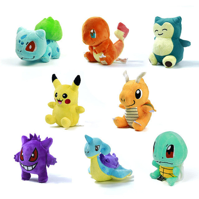 Cute Mini Pokemon Plush Gifts