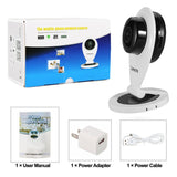 WiFi Smart Monitor & Home Security Camera