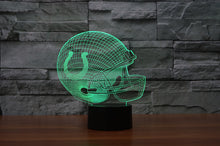 Amazing Indianapolis Colts 3D LED Lamp