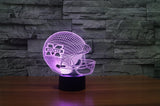Amazing Michigan Football 3D LED Lamp