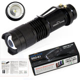 Indestructible Tactical Survival LED Flashlight