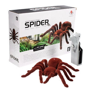 Creepy Remote Control Plush Tarantula