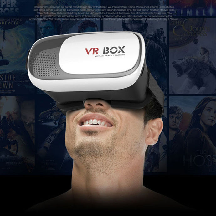 Amazing Virtual Reality Box 2.0 Headset