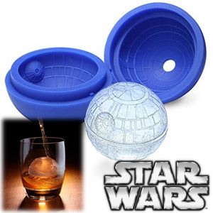 Awesome Death Star Ice & Dessert Mold