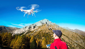 High Performance WiFi Drone & HD Camera