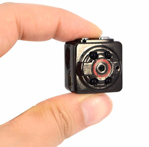 Amazing World's Smallest Night Vision Recorder