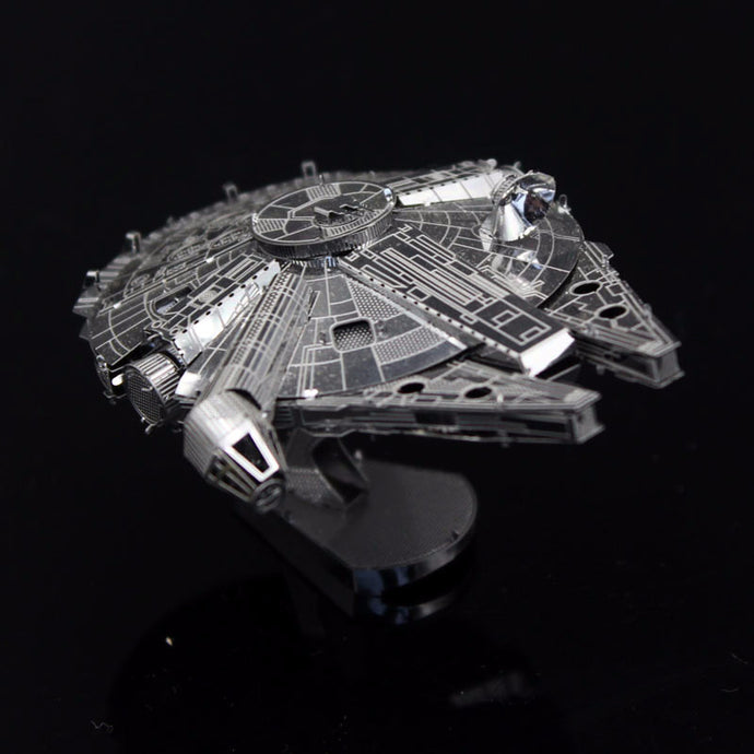 Awesome Star Wars 3D Detailed Metal Puzzles