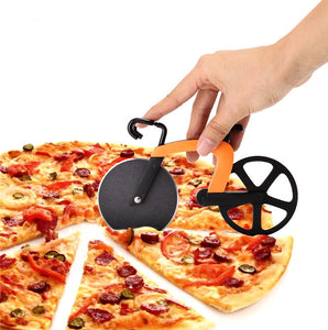 Bicycle Wheel Pizza Cutters