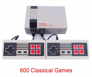 Classic HD Game Console + 600 Games
