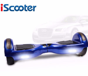 Bluetooth iScooter Balancing Hoverboard