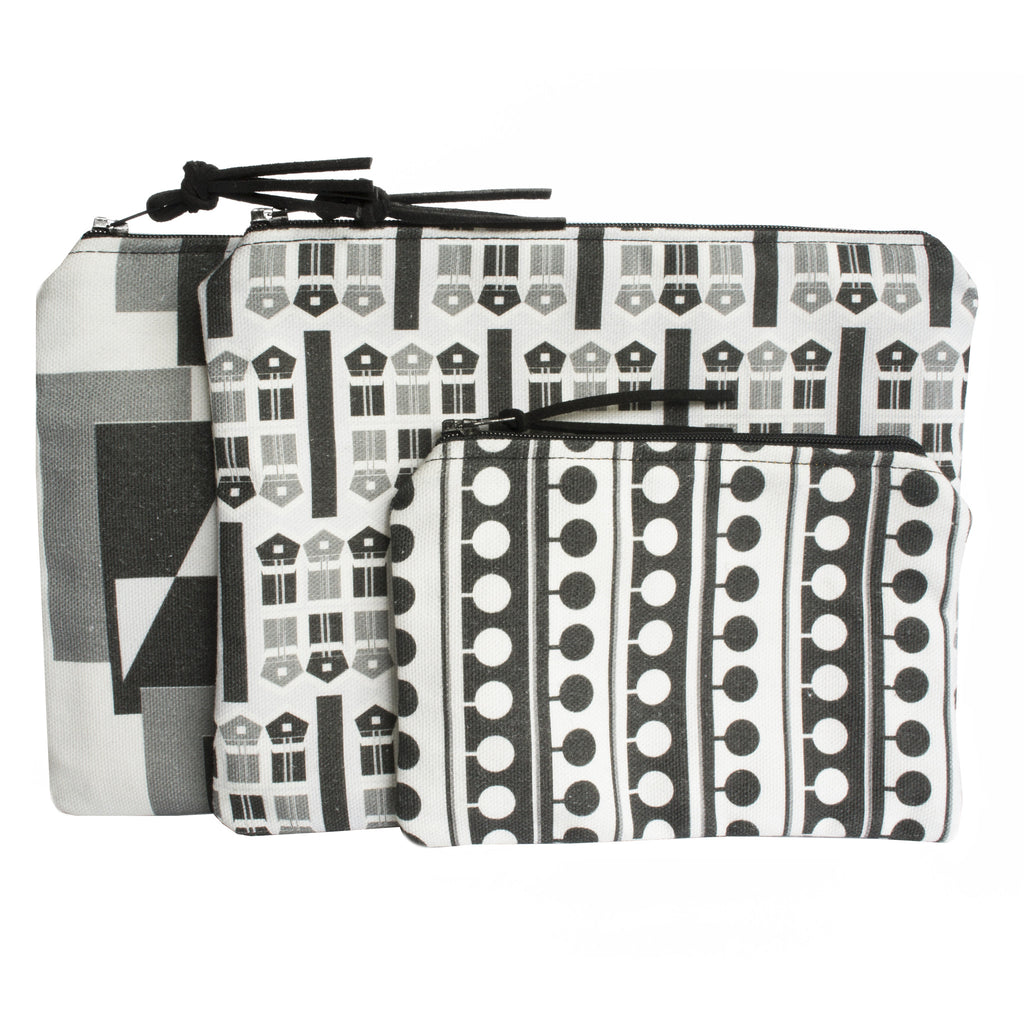 New Monochrome Purses now available!