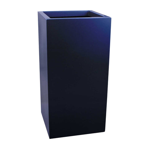Tall Outdoor Planters Santiago tall square planter fiberglass planters by jay scotts santiago tall square planter fiberglass planters by jay scotts workwithnaturefo