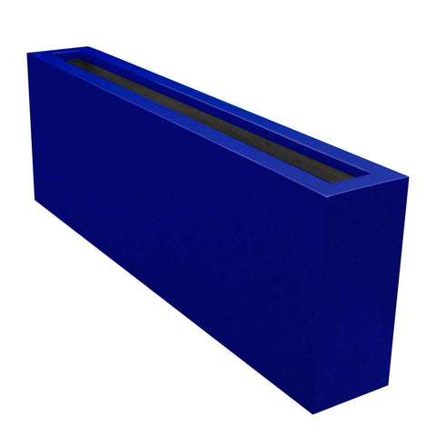 Camoux Contemporary Planter Box Fiberglass Planters By Jay Scotts